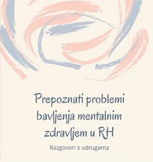 MMH - Prepoznati problemi bavljenja temom mentalnog zdravlja u RH